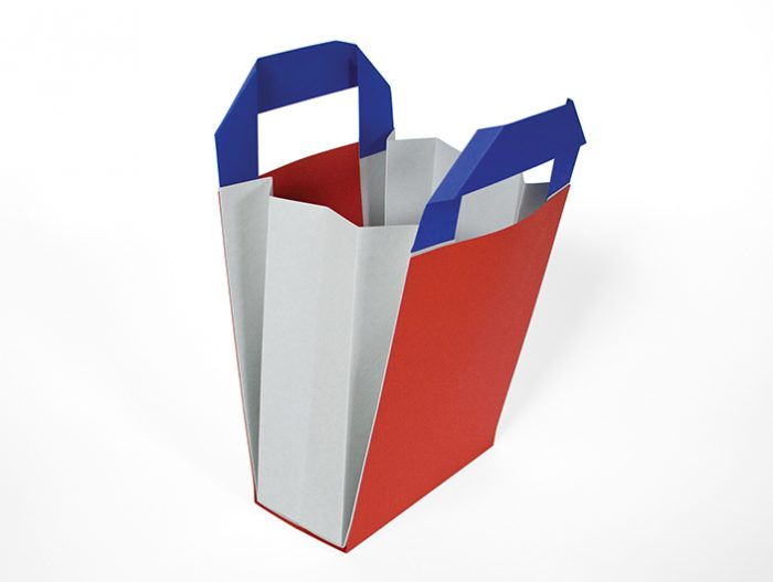 Paper Shoppingbag Rudi