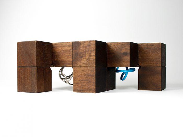 Klotz Ringbox | Schmuckverpackung | Auslagendesign