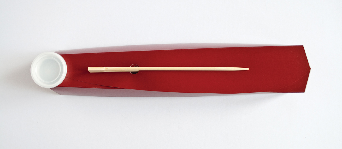 Sushi Take Away Fune Chopstick Closure