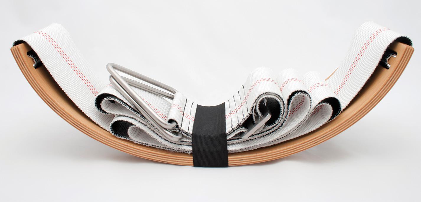 Schaukel Aufschwung | gabarage upcycling design