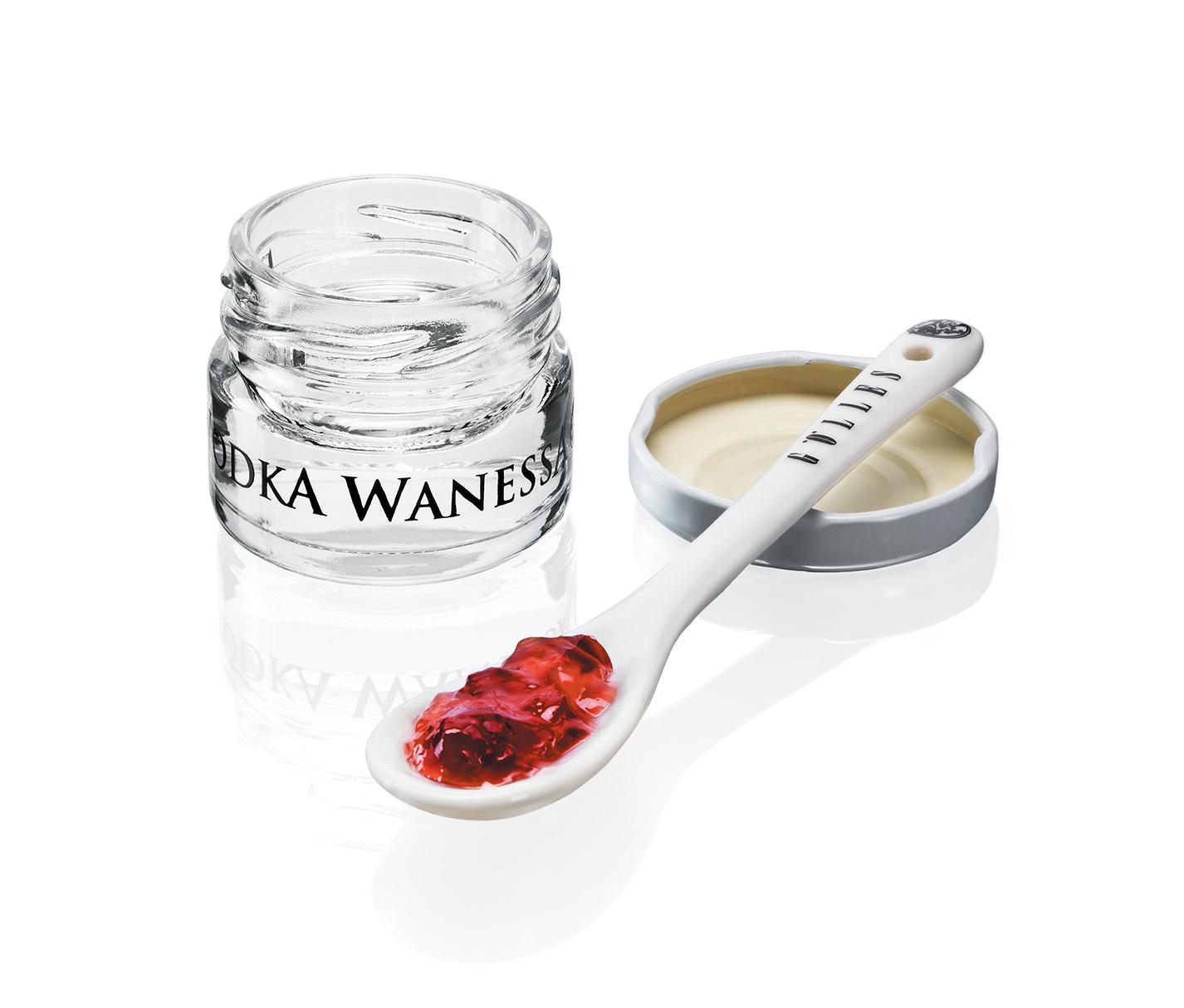 Wodka Wanessa Jelly Shot