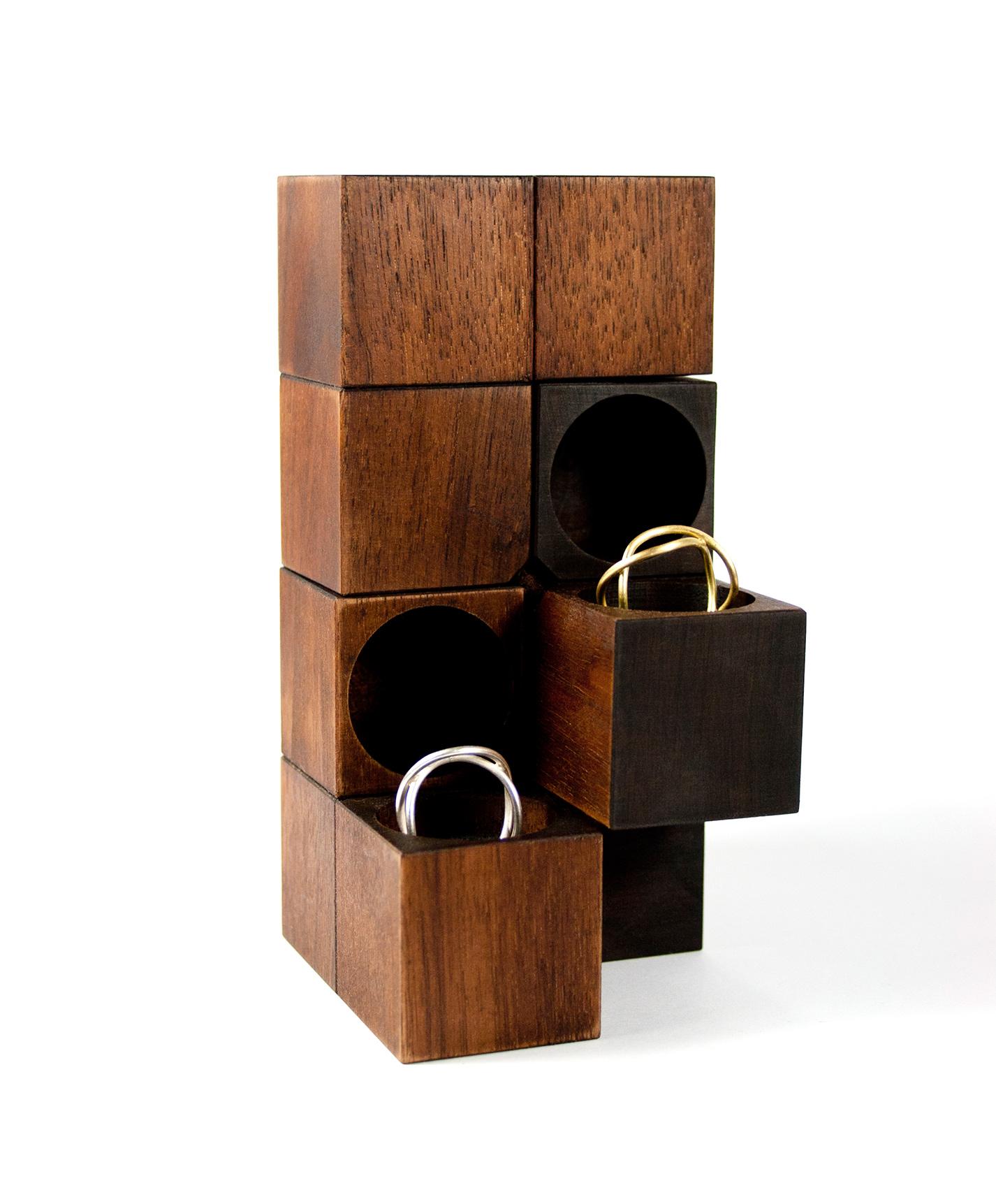 Klotz Ringbox Jewellery Packaging Display