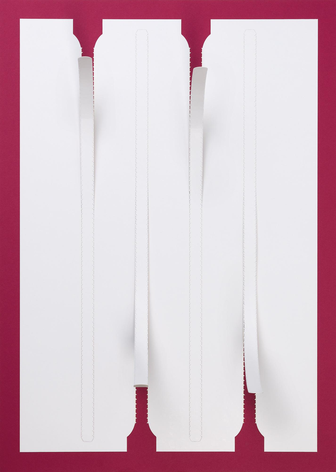 Mayr-Melnhof Geschäftsbericht Sujet Artwork Zipper