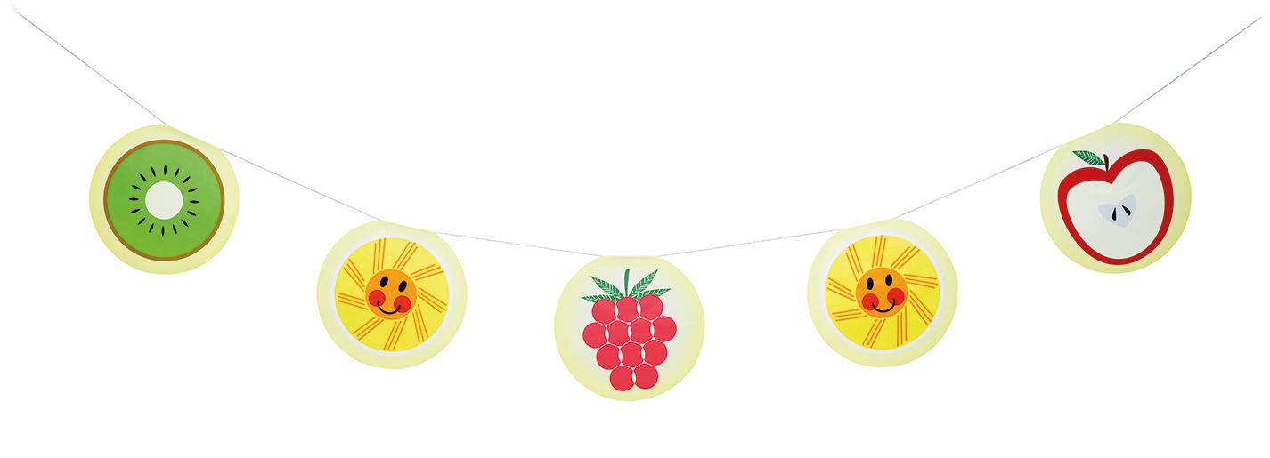 YO Fruchtsirup Girlande